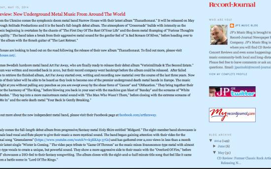 JP Music Blog: Lavola